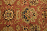 9x12 Authentic Hand Knotted Rug - Traditional
