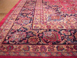 11x16 Authentic Handmade Old Persian Kashan Rug