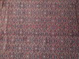 Harooni Rugs - Pristine 7x9 Authentic Hand Knotted High End Persian Bijar Rug - Iran