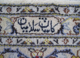10x13 Authentic Hand-knotted Persian Kashan Rug - Iran
