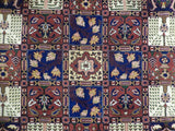 8x11 Authentic Handmade Turkish Bakhtiari Rug - Turkey