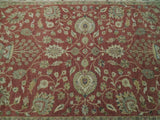 Harooni Rugs - Dazzling 6x10 Authentic Hand Knotted Vegetable Dyed Chobi Rug - India