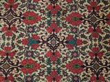 3x5 Authentic Hand Knotted Fine Persian Ghom Rug - Iran