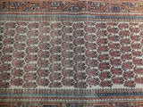 Harooni Rugs - Stunning 3x10 Authentic Hand Knotted Antique Persian Runner - Iran