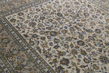 8x13 Authentic Hand-knotted Persian Kashan Rug - Iran