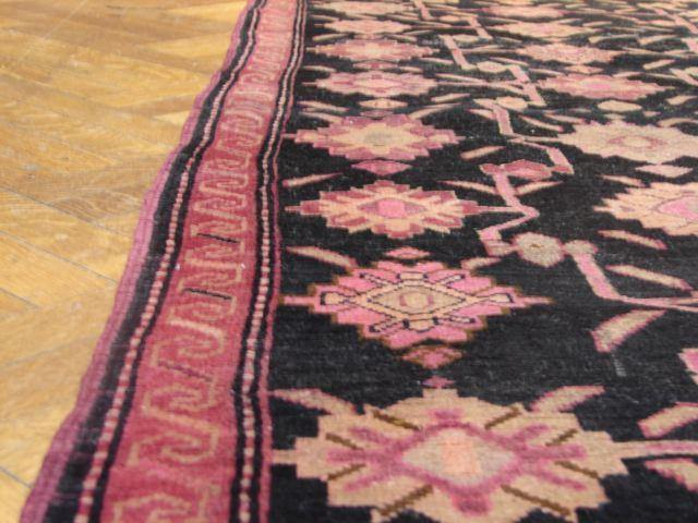 Stunning 5x9 Authentic Handmade Russian Kazak Rug