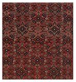 Harooni Rugs - Pristine 3x11 Authentic Hand-knotted Persian Hamadan Rug - Iran