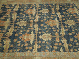 Harooni Rugs - Dazzling 10x14 Authentic Hand Knotted Antique Oushak Rug - India