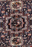 Harooni Rugs - Pristine 8x10 Authentic Hand Knotted Persian Bakhtiari Rug - Iran