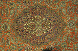 7x10 Authentic Hand Knotted Antique Persian Rug - Iran