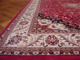 Harooni Rugs - Fascinating 7x9 Authentic Handmade Jaipour Rug-India