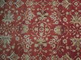 Harooni Rugs - Dazzling 10x14 Authentic Hand Knotted Fine Quality Traditional Jaipur Rug - India