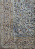 Harooni Rugs - Premium 10x13 Authentic Hand-knotted Persian Signed Kashan Rug - Iran