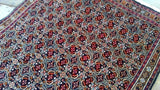 Harooni Rugs - Pristine 3x11 Authentic Hand Knotted Persian Mood Bijar Rug - Iran