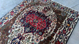 Harooni Rugs - Pristine 5x7 Authentic Hand Knotted Persian Hamadan Rug - Iran