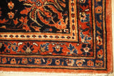 11x16 Authentic Hand Knotted Antique Persian Sarouk Rug - Iran
