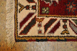 Harooni Rugs - Dazzling 2x4 Authentic Hand-Knotted Kazak Rug - India