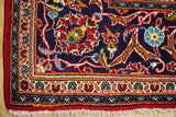 8x11 Authentic Hand Knotted Fine Quality Persian Kashan Rug - Iran