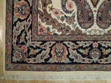 Harooni Rugs - Dazzling 6x9 Authentic Handmade 10/10 Quality Jaipur Rug - India