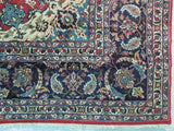 Harooni Rugs - Authentic Handmade 10x15 EB Kerman Rug - Traditional
