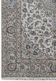 7x10 Authentic Hand-knotted Persian Signed Kashan Rug - Iran