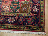 Harooni Rugs - Pristine 10x13 Authentic Hand Knotted Semi-Antique Persian North Western Iran Viss Rug - Iran