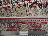 3x12 Authentic Handmade Silk Runner - China