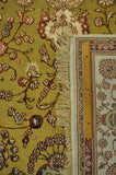 6x9 Authentic Hand-Knotted Silk Rug - China