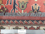 Harooni Rugs - Dazzling 4x6 Authentic Handmade Kazak Rug - India