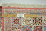 Harooni Rugs - Vintage 2x3 Authentic Hand-knotted High End Persian Qum Silk Rug - Iran