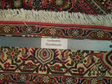 Harooni Rugs - Pristine 5x8 Authentic Hand Knotted High End Persian Bijar Rug - Iran