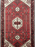Harooni Rugs - Pristine 5x9 Authentic Hand-knotted Persian Hamadan Rug - Iran