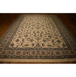 Authentic Hand-Knotted 8x11 Rug - Traditional