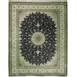 Harooni Rugs - Premium 10x12 Authentic Handmade Signed High End Silk Rug-China