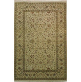 Harooni Rugs - Fascinating 6x9 Authentic Handmade Vegetable Dyed Rug - India