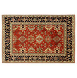 10x14 Authentic Hand Knotted Serapi Rug - India