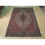 Harooni Rugs - 7 x 10 Authentic Hand Knotted Fine Traditional Bijar Rug - Traditional
