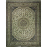 9x12 Authentic Handmade Signed High End Silk Rug - China