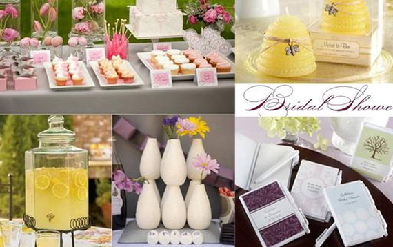 Top 10 Bridal Shower Favors