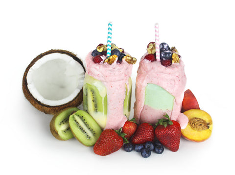 Our smoothies are overflowing with nutrients!