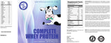 Complete Whey Protein (900 grams, 30 servings)