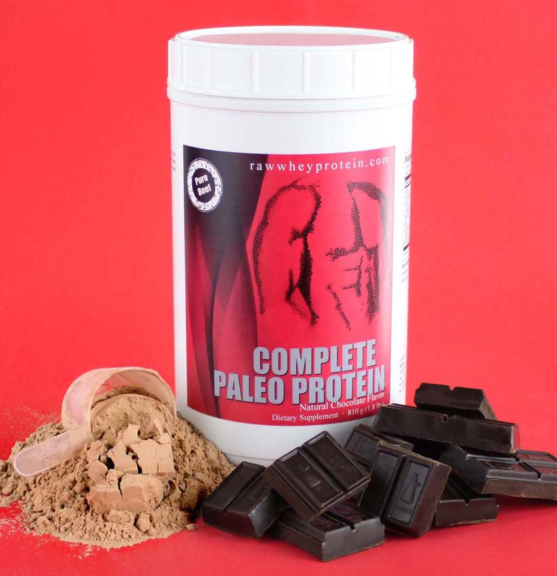Complete Paleo Protein (810 grams, 30 servings)