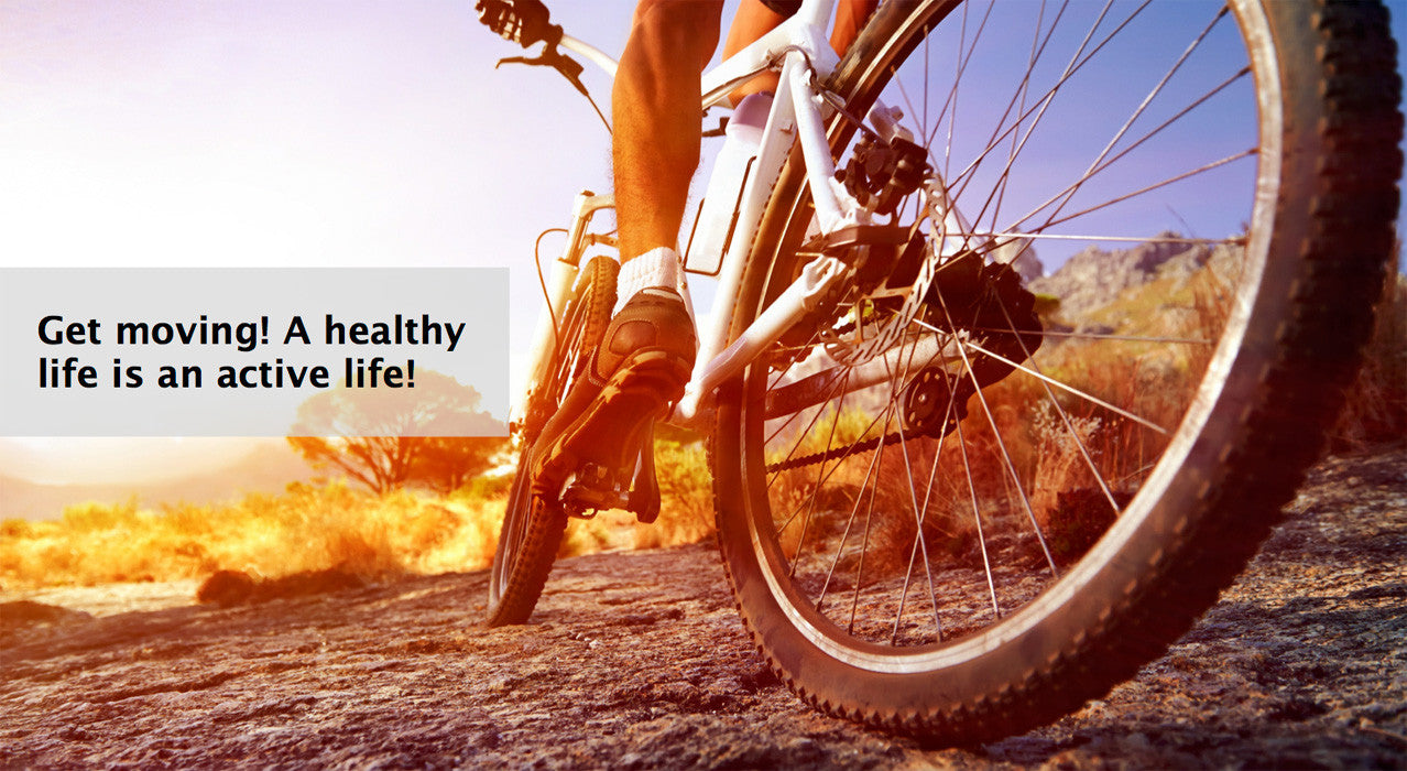 be fit! be active! be healthy!