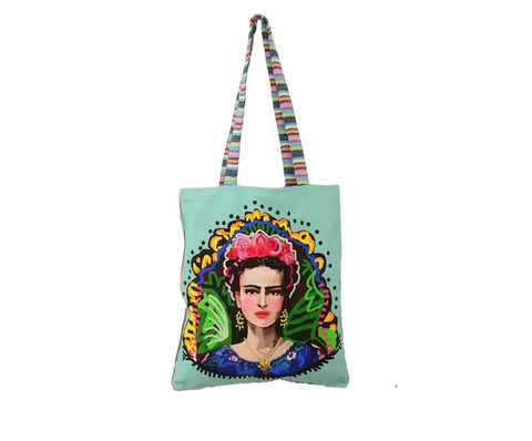 Celebrate Frida Tote Bag