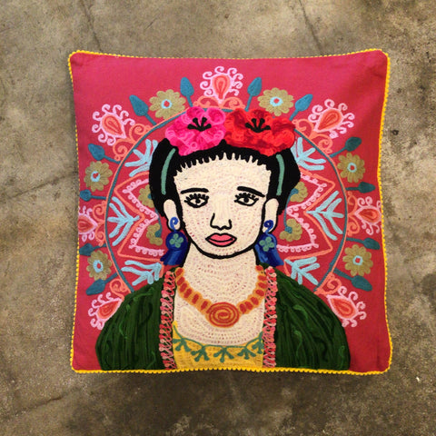 Women of the Universe Frida Pillow