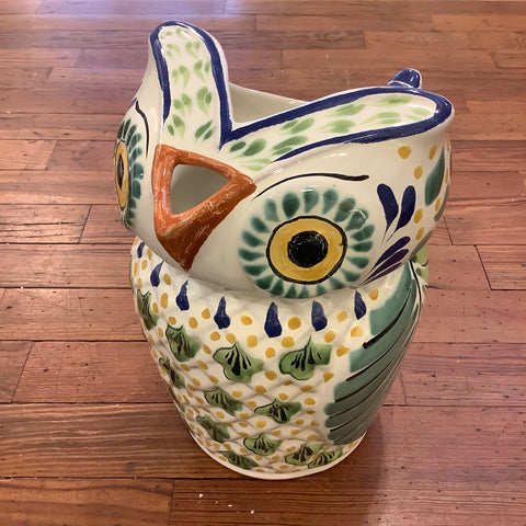 Gorky Large Mr. Owl Pitcher