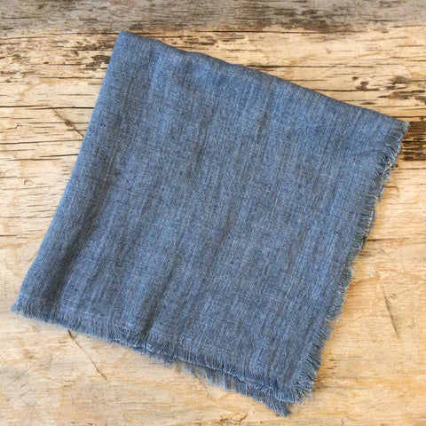 Linen Napkin - Denim