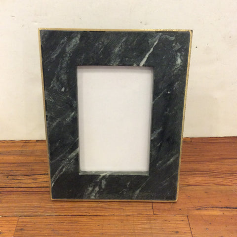 Black Stone Picture Frame