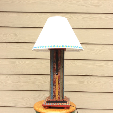 David Marsh Paco Stick Table Lamp