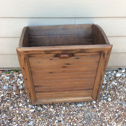 Antique Feeder Trough - David Marsh Revived